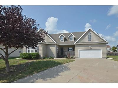 Platte City Single Family Home For Sale: 1109 Baker Ridge Circle