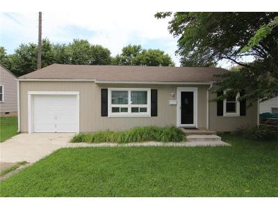 Shawnee Single Family Home For Sale: 11202 W 67th Terrace