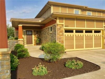 Overland Park Condo/Townhouse Show For Backups: 4003 W 159th Terrace