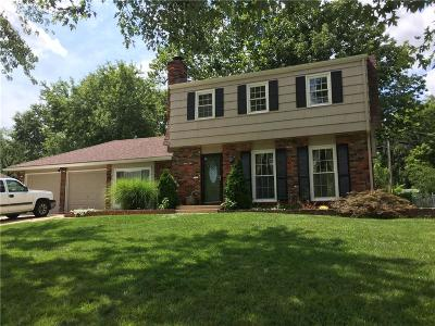 Gladstone MO Single Family Home For Sale: $165,000