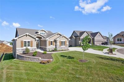 Olathe Single Family Home For Sale: 16535 S Loiret Street