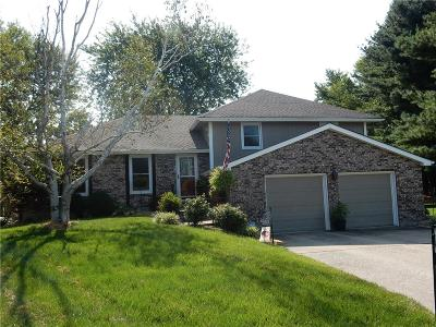 Blue Springs Single Family Home For Sale: 2321 SW Madrid Court