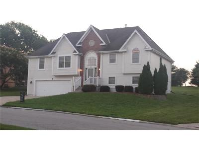 Raymore MO Single Family Home For Sale: $214,900