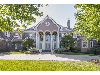 Overland Park Single Family Home For Sale: 6707 W 131st Street