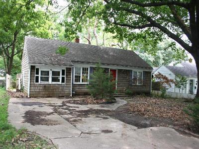 Kansas City MO Single Family Home For Sale: $72,800