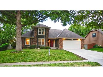Overland Park Single Family Home For Sale: 9312 W 113th Street