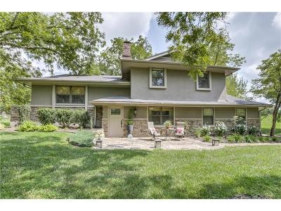 Shawnee Single Family Home For Sale: 6301 Mize Road