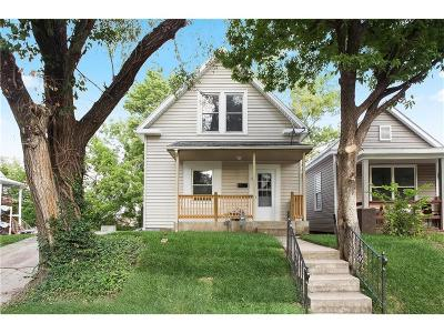 Kansas City Single Family Home For Sale: 11 S 16th Street
