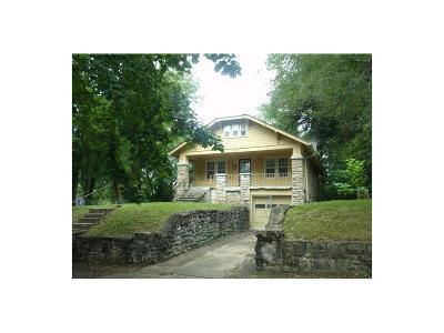Kansas City MO Single Family Home For Sale: $39,950