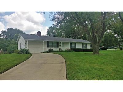 Shawnee Single Family Home For Sale: 6931 Earnshaw Street