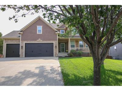 Shawnee Single Family Home Show For Backups: 21318 W 59th Street