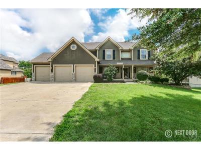 Kansas City Single Family Home For Sale: 4021 N 123rd Terrace