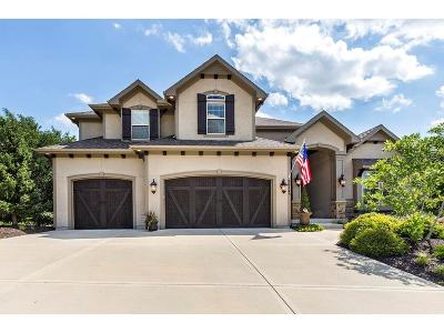 Olathe Single Family Home For Sale: 26143 W 108th Place