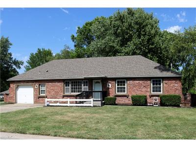 Raytown Single Family Home For Sale: 7613 Appleton Avenue