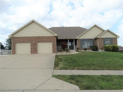 Kearney Single Family Home For Sale: 202 E 21st Street