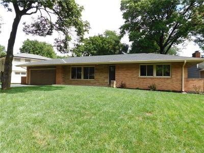 Johnson-KS County Single Family Home Show For Backups: 5239 Howe Drive