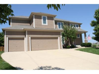 Lenexa Single Family Home For Sale: 25100 W 85th Terrace