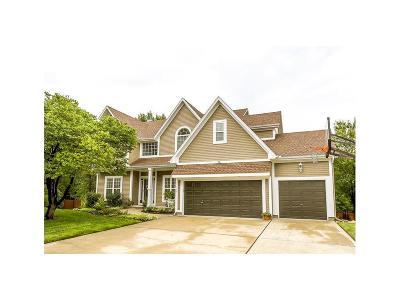Shawnee Single Family Home For Sale: 21906 W 52nd Street
