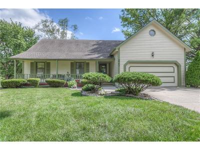Overland Park Single Family Home For Sale: 8903 W 116th Terrace