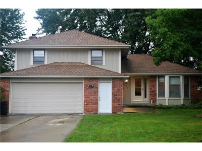 Grandview Single Family Home For Sale: 6505 Yorkshire Court