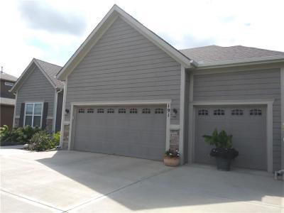 Johnson-KS County Single Family Home Show For Backups: 191 S Canyon Drive