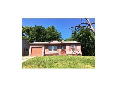 Kansas City MO Single Family Home Auction: $18,000