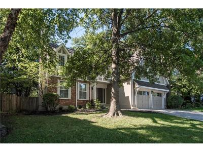 Overland Park Single Family Home For Sale: 8919 W 132nd Street