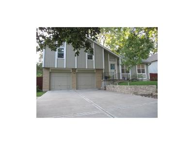 Shawnee Single Family Home For Sale: 6210 Cottonwood Drive