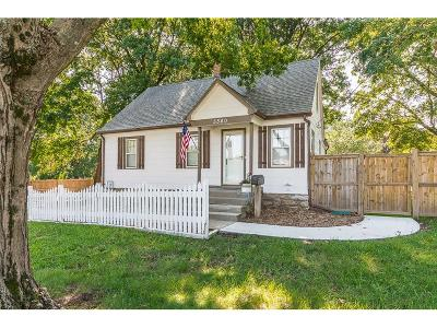 Shawnee Single Family Home For Sale: 5540 Quivira Road