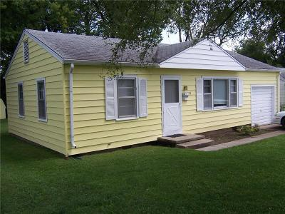 Warrensburg Multi Family Home For Sale: 803 Vest Drive