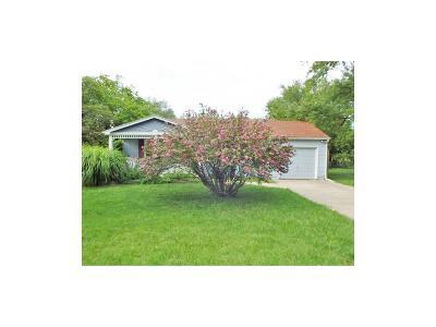 Grandview Single Family Home For Sale: 1000 Little Avenue