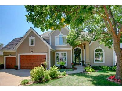 Lenexa Single Family Home For Sale: 9534 Falcon Ridge Drive