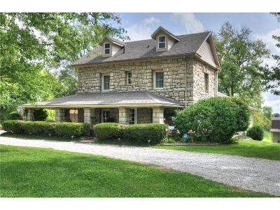 Liberty Single Family Home For Sale: 1645 B County Road