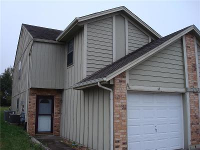 Warrensburg Condo/Townhouse For Sale: 706 A Cedar Drive