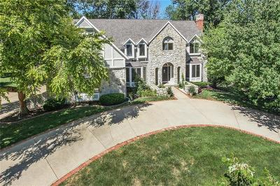 Overland Park Single Family Home For Sale: 12516 Barton Street