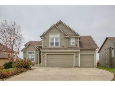 Kansas City Single Family Home For Sale: 8519 NE 100th Street