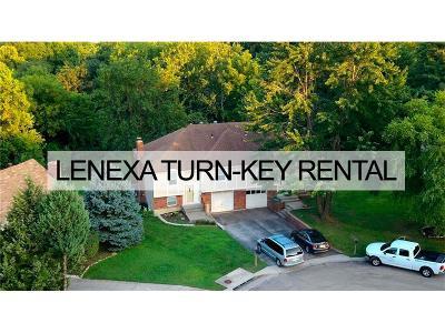 Lenexa Duplex For Sale: 10167 Haskins Street