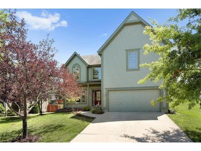 Shawnee Single Family Home For Sale: 21521 51 Terrace
