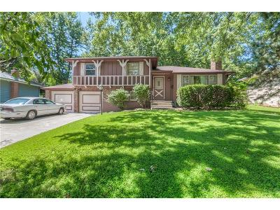 Grandview Single Family Home For Sale: 13312 Applewood Drive
