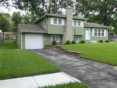 Shawnee Single Family Home For Sale: 7306 Melrose Street