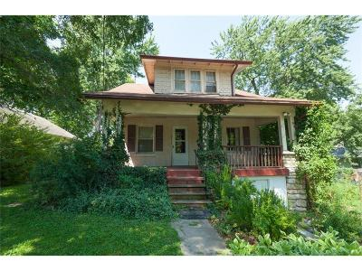 Kansas City Single Family Home For Sale: 4006 Booth Street