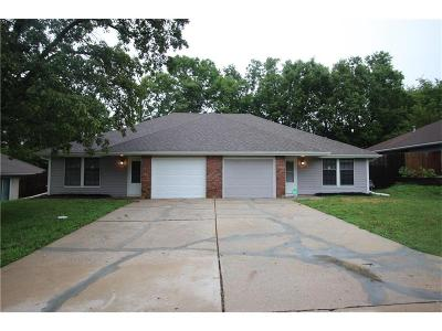 Blue Springs Multi Family Home For Sale: 3177 NW Mill Drive