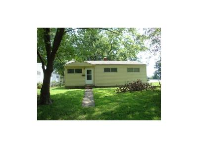 Independence MO Single Family Home For Sale: $45,000