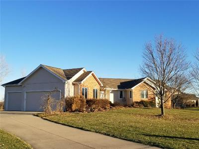 Raymore MO Single Family Home For Sale: $375,000