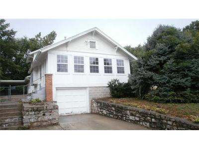 Independence MO Single Family Home For Sale: $31,500
