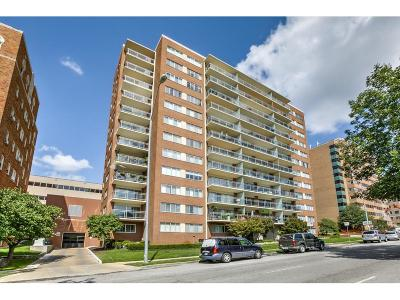 Kansas City Condo/Townhouse For Sale: 4740 Roanoke Parkway #802
