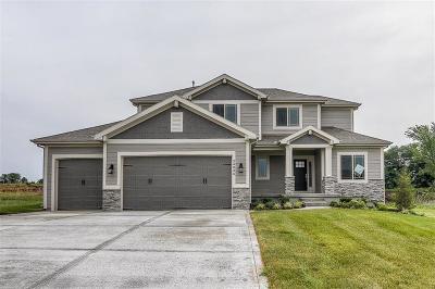 Lenexa Single Family Home For Sale: 24036 W 98th Street