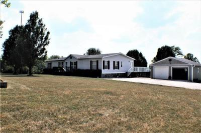 Warrensburg Single Family Home For Sale: 148 NW 21st Road