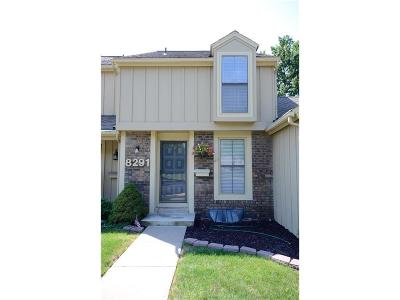Lenexa Condo/Townhouse For Sale: 8291 Monrovia Street