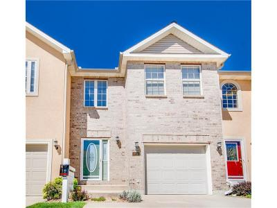 Condo/Townhouse Sold: 1222 Dustins Way